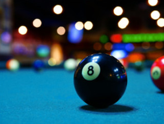 Pool tables for sale in Fresno, California.